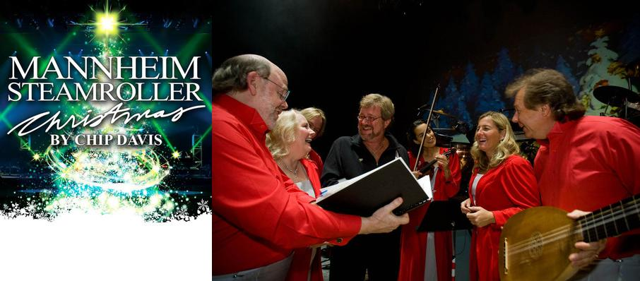 Mannheim Steamroller at Lied Center For Performing Arts