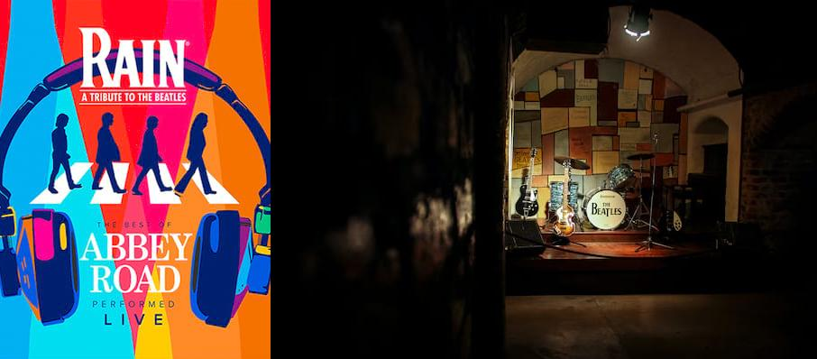 Rain - A Tribute to the Beatles at Lied Center For Performing Arts