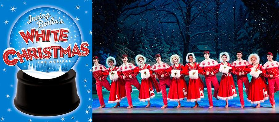 Irving Berlin's White Christmas at Lied Center For Performing Arts