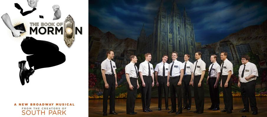 The Book of Mormon at Lied Center For Performing Arts
