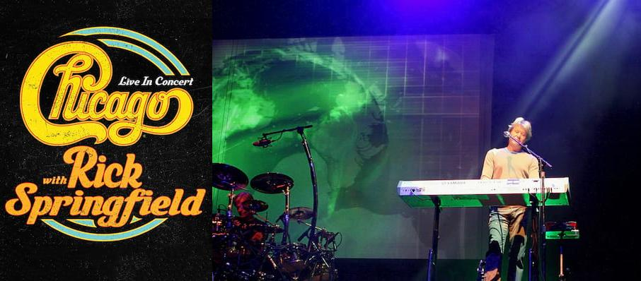 Chicago - The Band at Pinewood Bowl Theater