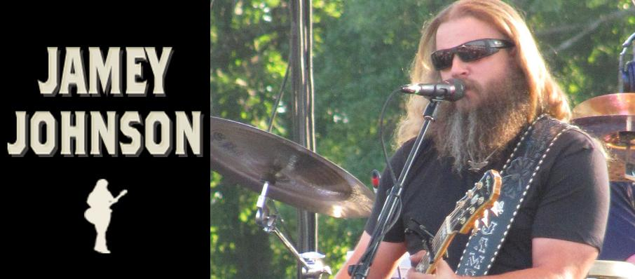 Jamey Johnson at Lincoln on the Streets