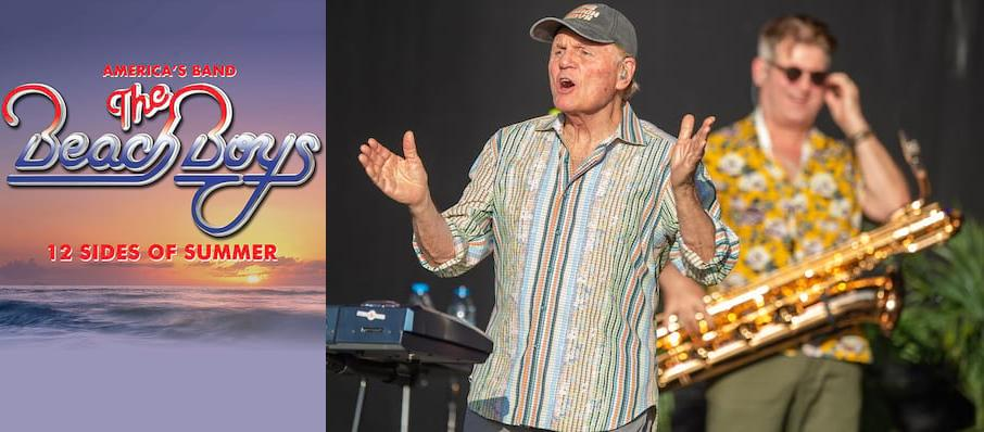 Beach Boys at Pinewood Bowl Theater