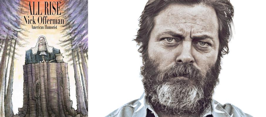 Nick Offerman at Lied Center For Performing Arts