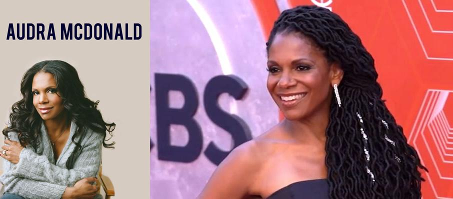 Audra McDonald at Lied Center For Performing Arts