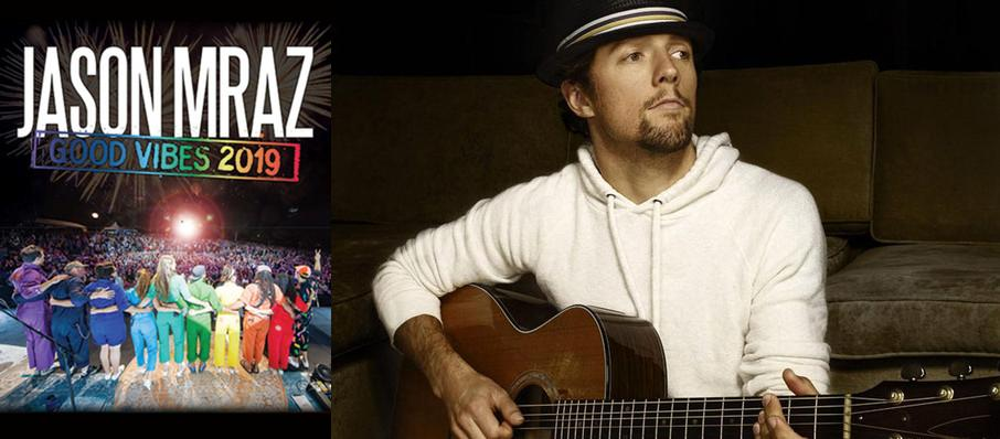 Jason Mraz at Pinewood Bowl Theater