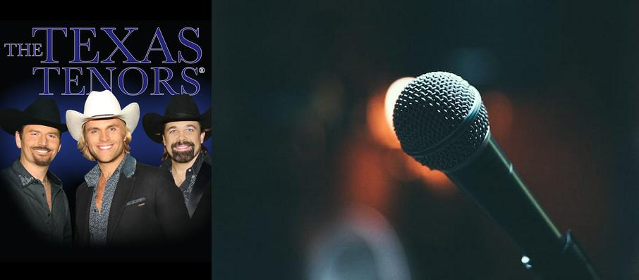 The Texas Tenors at Lied Center For Performing Arts