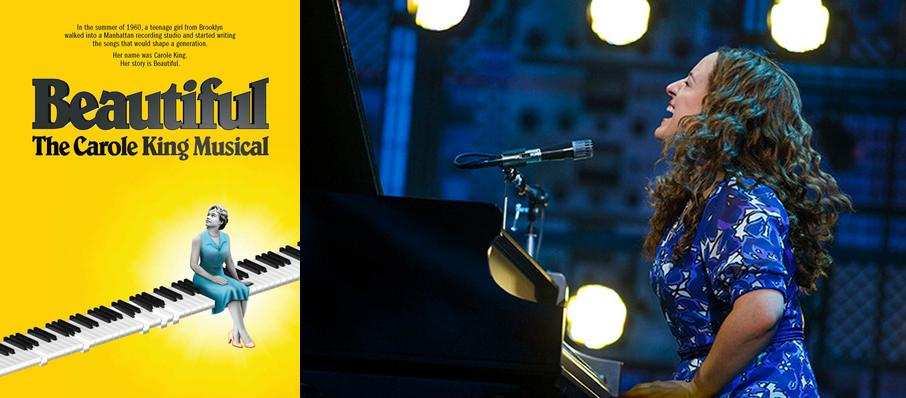 Beautiful: The Carole King Musical at Lied Center For Performing Arts