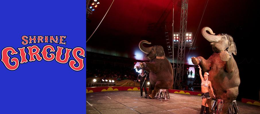 Shrine Circus at Lancaster Event Center