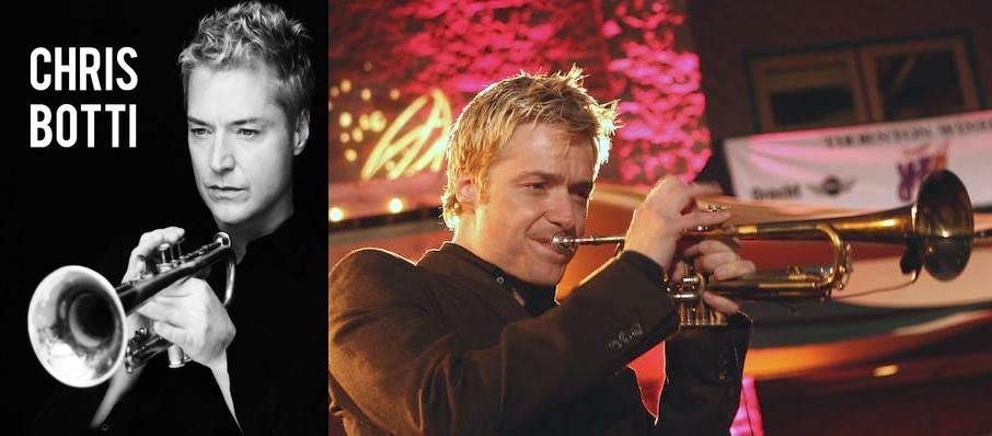 Chris Botti at Lied Center For Performing Arts