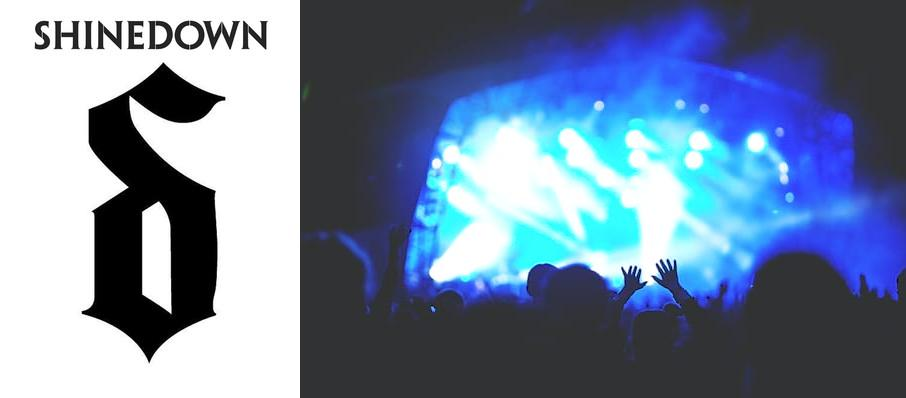 Shinedown at Pinnacle Bank Arena