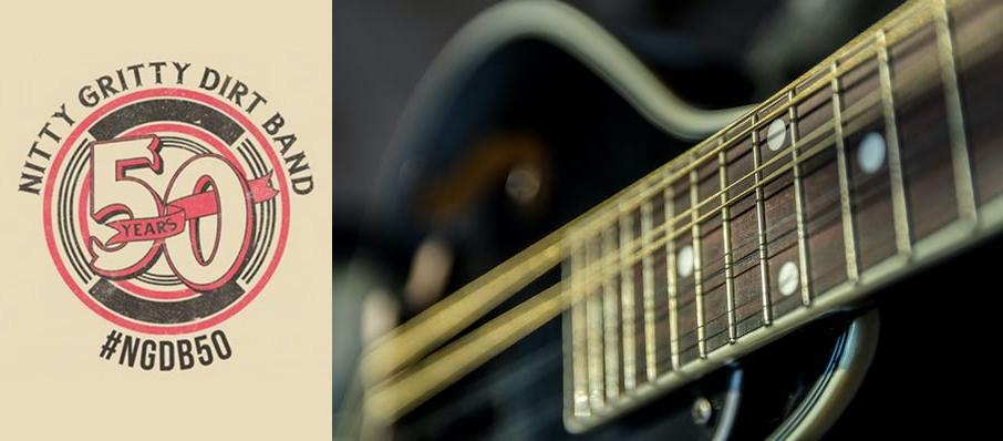 Nitty Gritty Dirt Band at Lied Center For Performing Arts