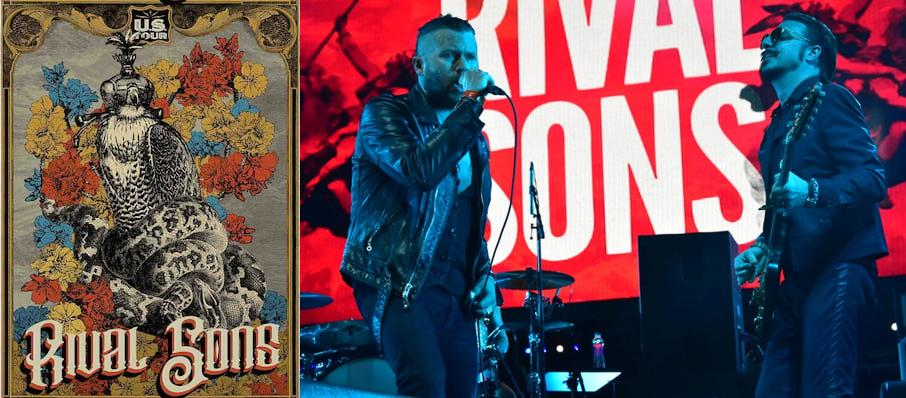 Rival Sons at Bourbon Theatre