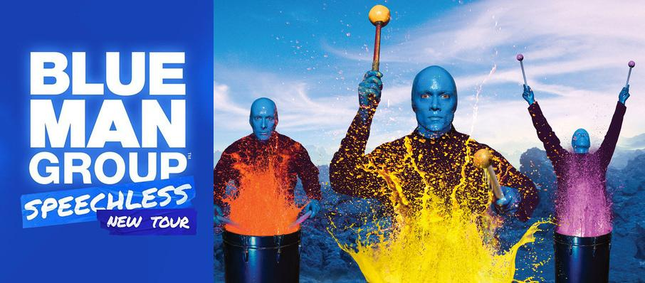 Blue Man Group at Lied Center For Performing Arts