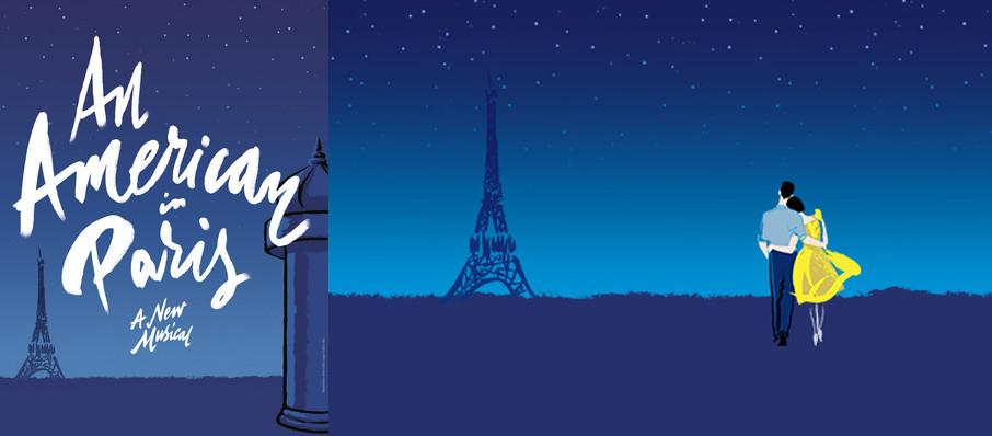 An American in Paris at Lied Center For Performing Arts