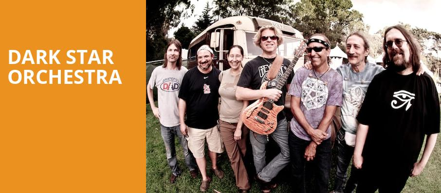 Dark Star Orchestra, Bourbon Theatre, Lincoln