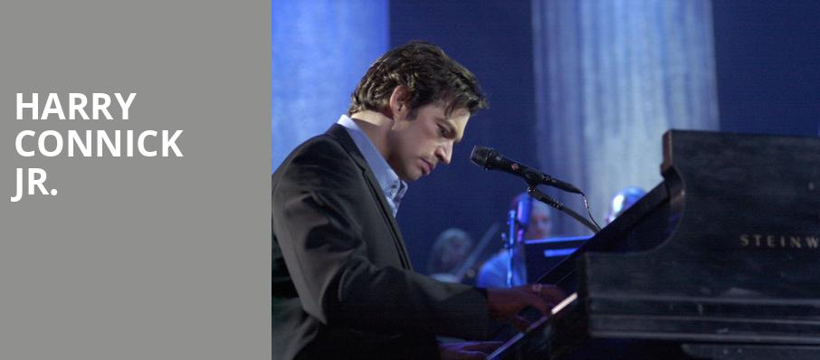 Harry Connick Jr, Lied Center For Performing Arts, Lincoln