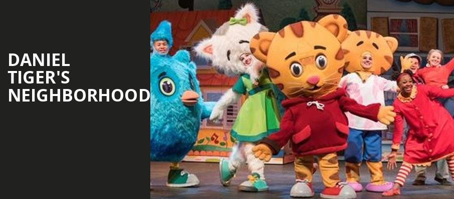 Daniel Tigers Neighborhood, Lied Center For Performing Arts, Lincoln