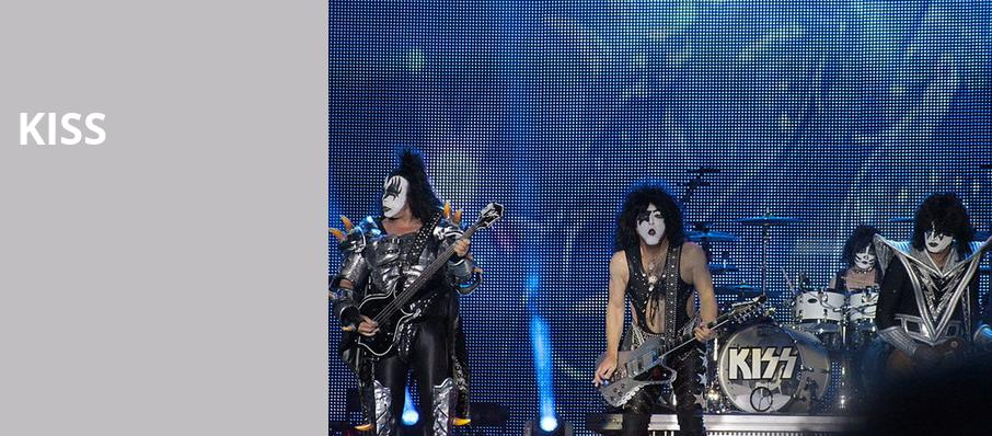 KISS, Pinnacle Bank Arena, Lincoln