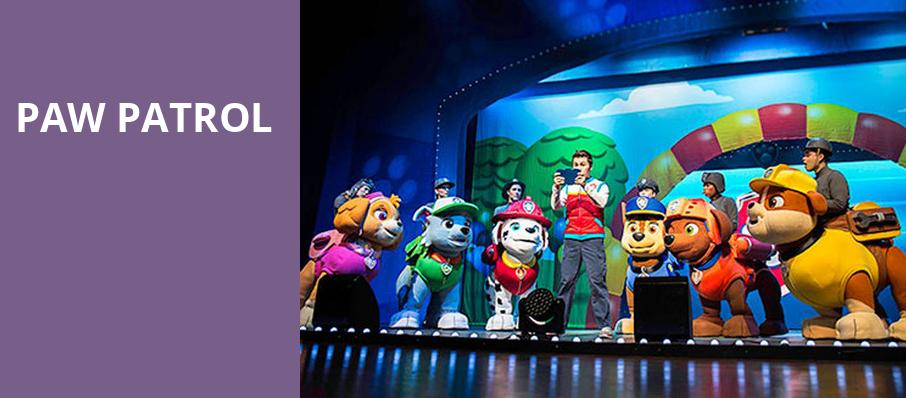 Paw Patrol, Pinnacle Bank Arena, Lincoln