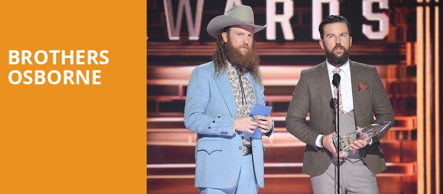 Brothers Osborne, Lincoln on the Streets, Lincoln
